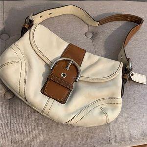 Coach mini handbag